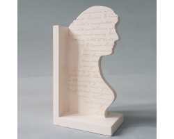 JANE AUSTEN SINGLE BOOKEND