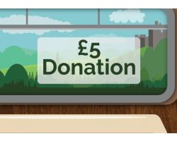 £5.00 Donation