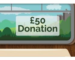 £50.00 Donation