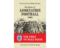 The Rules of Association Football 1863 Image