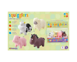 Squigglers Water Squirters Image