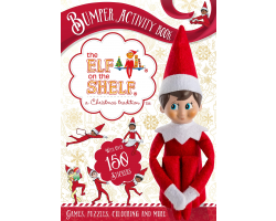 Elf on the Shelf: Activity Book