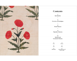 The Indian Textile Sourcebook:Patterns and Techniques Image