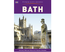 PITKIN GUIDE TO BATH - ENGLISH