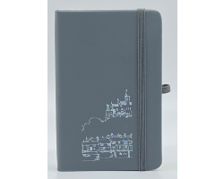 Grey A6 Notebook
