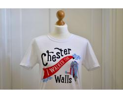 I Walked the Walls T-Shirt - Adult Medium