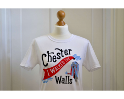I Walked the Walls T-Shirt - Adult Small