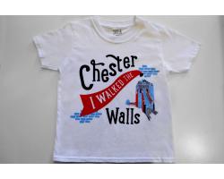 I Walked the Walls T-Shirt - Child Large