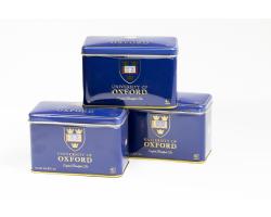 Oxford University Tea Tin