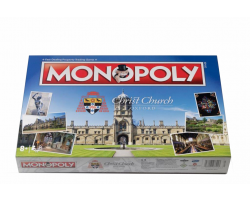 Christ Church Special Edition Monopoly