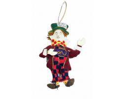 Alice in Wonderland Hanging Decoration: Hatter