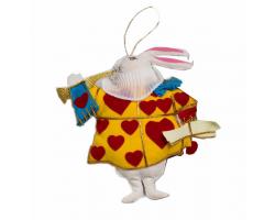 Alice in Wonderland Hanging Decoration Herald