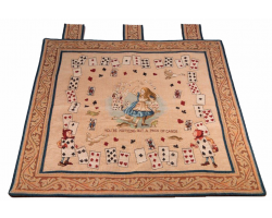 Alice in Wonderland Wall Tapestry: Cards
