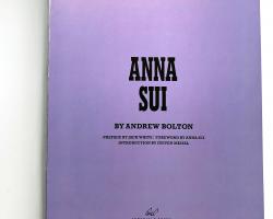 Anna Sui book