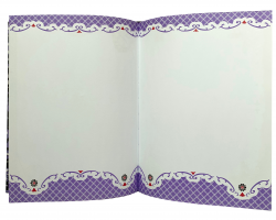 Anna Sui Calico Cabaret Journal