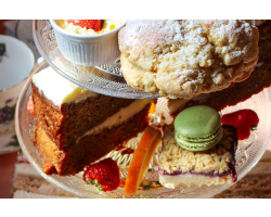 Children's Afternoon Tea Voucher