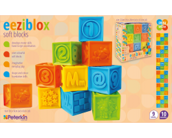 Eeziblox Soft Blocks Image