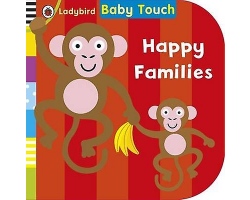 Baby Touch: Happy Families