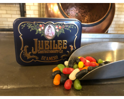 Jelly Beans - 4oz in Jubilee Tin Image