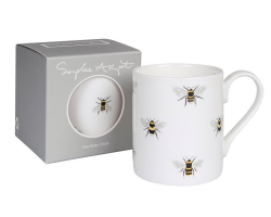 BUSY BEE IN BATH MUG