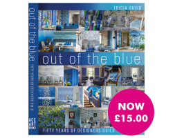 Out of the Blue Book - Designers Guild Image