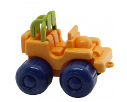 Bio Plastic Jeep