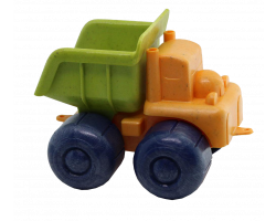 Bio Plastic Truck