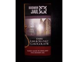 Chocolate Bar Dark, Lime & Sea Salt