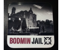 Bodmin Jail Coaster Naval Wing