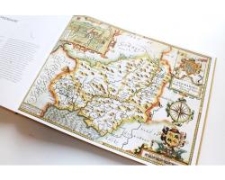 BOOK - BRITAINS TUDOR MAPS Image