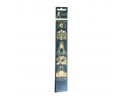 Chester Leather Effect Bookmark