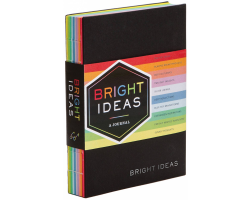 Bright Ideas A6 Journal