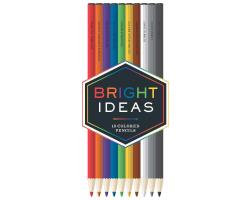 Bright Ideas Coloured Pencils
