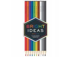 Bright ideas: 10 Coloured Pencils