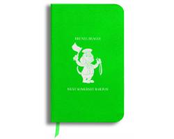 Brunel Beagle Notebook: Green