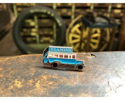 Beamish Bus Pin Badge