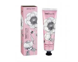 Beefayre peony rose hand cream