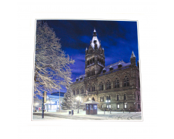 Chester Town Hall Christmas Card