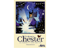 A2 Christmas Chester Cathedral Poster