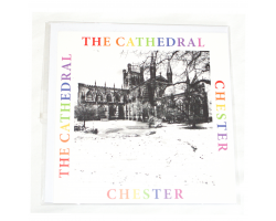 Chester Cathedral Greetings Card