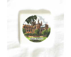 Ceramic Chester Cathedral Magnet