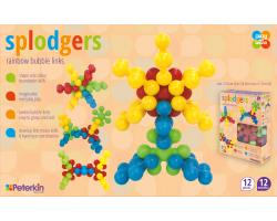 Splodgers Rainbow Bubble Links