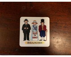 Beamish Character Coaster