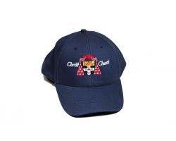 Christ Church Navy Cap