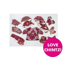 Chintz Postcard Cherished Chintz Image