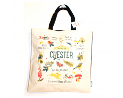 "Love Your Nation Chester ""The Good Life"" Tote Bag"