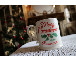 Beamish Christmas Mug - Limited Edition