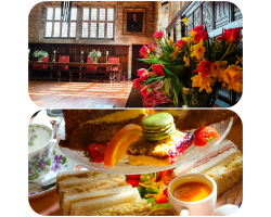 Afternoon Tea & Guided Tour Voucher