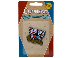 Cuphead Pin Badge