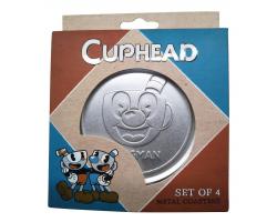 Cuphead Coaster Set